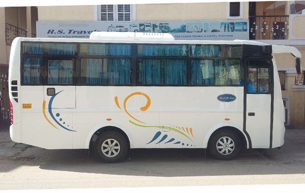 21 Seater ac minibus