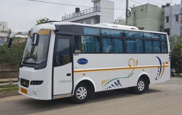 25 Seater ac minibus