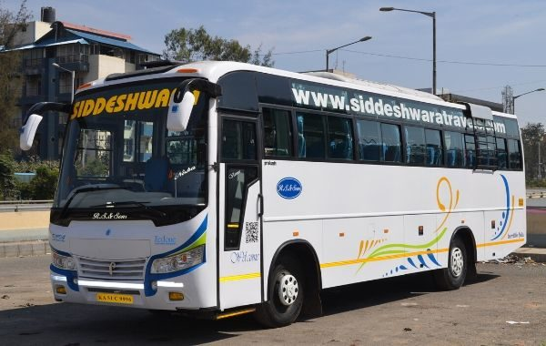 Bus 49 Seater A/c