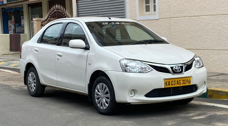 Etios Car